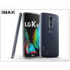 IMAK LG K10 K420N szilikon hátlap - IMAK Stealth Slim - transparent