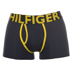 Tommy Hilfiger Contrast férfi boxeralsó tengerészkék S
