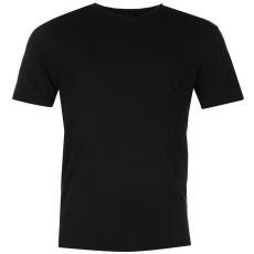 Quiksilver Slub férfi póló fekete M