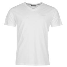 Pierre Cardin Cardin férfi V nyakú póló fehér XXL