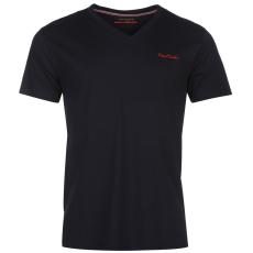 Pierre Cardin Cardin férfi V nyakú póló tengerészkék XS