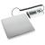 oneConcept oneConcept Marketeer digitális csomagmérleg, 150 kg/50 g, 27 x 27 cm