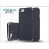 Apple iPhone 7 oldalra nyíló flipes tok - Nillkin Sparkle - fekete