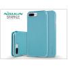 Nillkin Apple iPhone 7 Plus oldalra nyíló flipes tok - Nillkin Sparkle - kék
