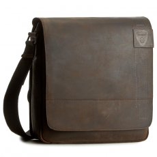 Strellson Táska STRELLSON - Messenger MV 4010001164 Dark Brown 702