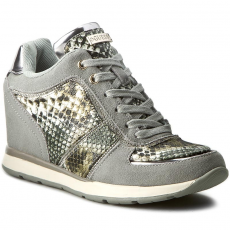 Guess Sportcipő GUESS - Laceon FLLCE3 SUE12 OLIVE