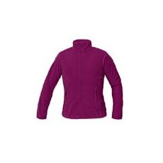 Gomti női polár dzseki sötét rózsaszín