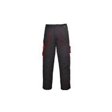 (TX11) Texo Contrast nadrág fekete - piros