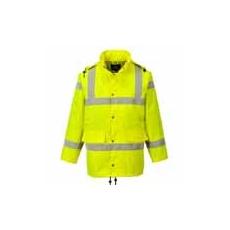 (RT60) Jólláhatósági, lélegző kabát sárga