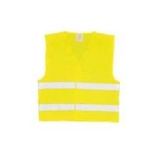 (C474) Jól láthatósági mellény sárga