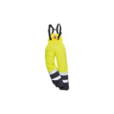 (S782) Hi Vis Multi-Protection nadrág sárga