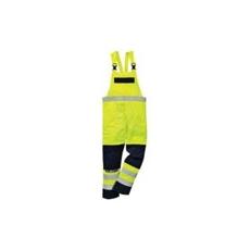 (FR63) HiVis Multi-Norm mellesnadrág sárga/sötétkék