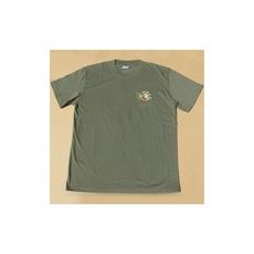 Hímzett vadász póló
