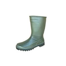 Gumicsizma - rövid száru zöld JAVON 01