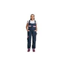 Yowie női kantáros nadrág sötétkék