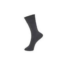 (SK08) Portwest Executive zokni fekete (3  PÁR )