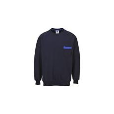 (TX23) Texo pulóver sötétkék