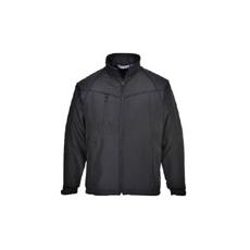(TK40) Oregon Softshell kabát fekete