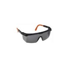 (PW33) Klasszikus védőszemüveg sötétitett narancs kerettel