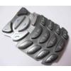 Nokia 6310, 6310i billentyűzet ezüst*