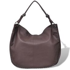 Nagy táska sötét barna