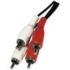 Emos RCA (AV) összekötő kábel 2xRCA - 2xRCA 5m