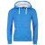 Team Oldham Athletic Over The Head férfi kapucnis pulóver királykék XL