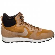 Nike Md Runner 2 Mid férfi sportcipő, Wheat/Sail Black, 45 (844864-700-11)