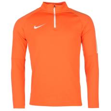 Nike Academy férfi aláöltöző sport felső narancs S