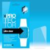 xPRO Ultra Clear kijelzővédő fólia LG G Watch (W100) készülékhez
