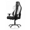 Akracing Premium V2 Gamer szék - fekete-ezüst
