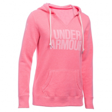 Under Armour FAVORITE FLEECE HOODIE Under Armour női kapucnis felső