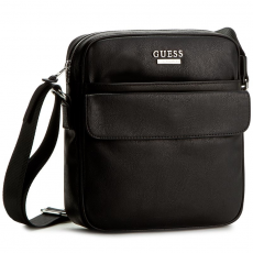 Guess Válltáska GUESS - Boston HM3111 POL72 BLA