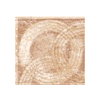 Zalakerámia Travertin DDROD055 okkersárga 7x7 cm padlódekor