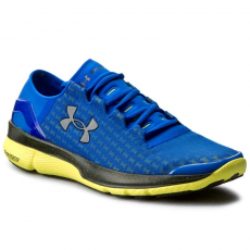 Under Armour Cipők UNDER ARMOUR - Ua Speedform Turbulence Ct 1297002-907 Ubl/Fsh/Blk