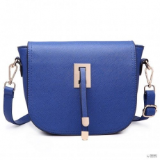 Cross Miss Lulu London LT6631- Miss Lulu szintetikus bőr Cross-Body táska táska navy