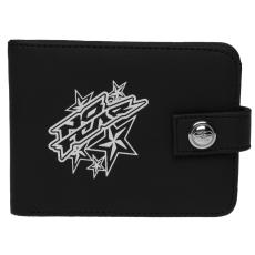 No Fear Logo pénztárca fekete