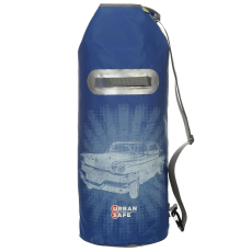 OverBoard Urban Safe 20 Litre Dry Tube táska kék