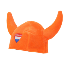 Team Supporter Viking sapka narancs