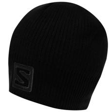 Salomon Logo férfi sapka fekete