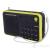 Emos Emos E0064 sárga USB rádió