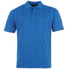 Dunlop Check Golf férfi galléros póló kék 3XL