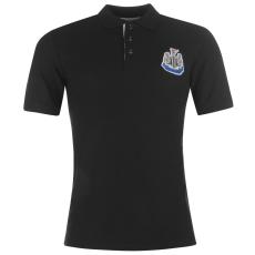 NUFC United FC Core férfi galléros póló fekete 3XL