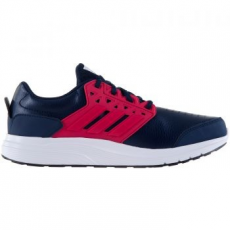 Adidas Galaxy 3 Trainer férfi futócipő, Navy/Red, 44 (AQ6171-Navy/Red-44)