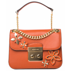 MICHAEL KORS Flowers Crossbody táska