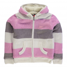 Lee Cooper Kabát Lee Cooper Stripe Fleece Lined gye.