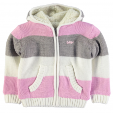 Lee Cooper Kabát Lee Cooper Striped Hoody gye.