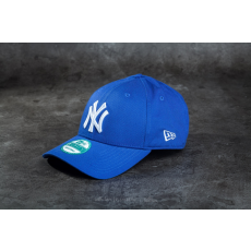 New Era JD 9Forty Adjustable New York Yankees Cap Blue/ White