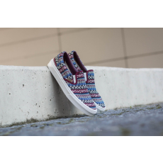 Vans Classic Slip-On (Blanket Weave) Port Royale/ Blanc de Blanc