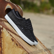 RADII The Jax Eclipse Crocodile Oiled Suede